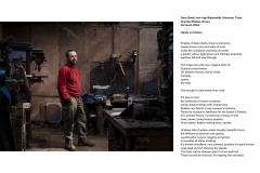 16 - Dave Budd, Iron-Age Tool Maker, Historian, Tutor