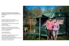 21 - Wenderlynn and Iain Bagnall, Permaculture Designers, North Devon Permaculture
