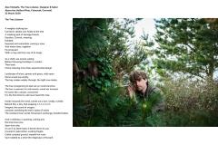 23 - Alex Metcalfe, The Tree Listener, Designer, Sailor