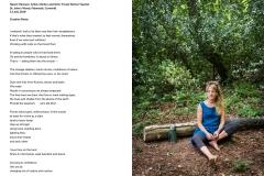 26 - Naomi Hannam, Artist, Mentor and Girls' Forest School Facilitator